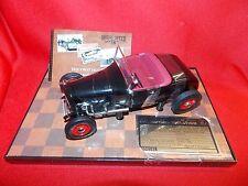 "Highway 61 Origins of Speed Model ""A"" Ford Roadster Black #50161"