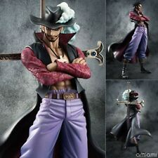 "One Piece Dracule Mihawk 9"" PVC Figure Ver. 2 Collection New in Box"
