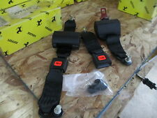 Ferrari Mondial Rear Seat Belt Set, Part # 61245500