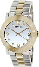 Marc by Marc Jacobs Women's Amy MBM3139 Silver Stainless-Steel Quartz Watch
