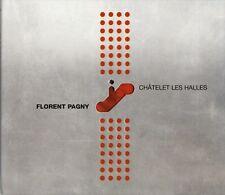 Florent Pagny CD Châtelet Les Halles - France