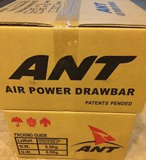 Milling Machine Accessory - Air, Power Drawbar A&T ANT-300V (R8, NT30,40).