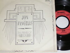 "7"" - Jon and Vangelis / The Friends of Mr Cairo & Beside - 1981 diff. # 1215"