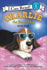 Charlie the Ranch Dog ROCK STAR I Can Read book 1 NEW Ree Drummond basset hound