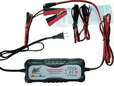 NEW 12 VOLT 24 VOLT Lead Acid Motorcycle Battery Charger Maintainer Desulfator