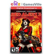 Command & Conquer: Red Alert 3 Steam Gift PC Digital Download Link [EU/US/MULTI]