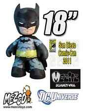 "MEZCO MEZ-ITZ MEGA SCALE BATMAN 18""INCH - SDCC 2011 EXCLUSIVE"