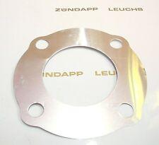 Zündapp Dichtung Alu Cylinder Head Gasket 0.0039in Thick C 50 Sport Typ 517