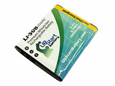 Battery for Pentax WG 3, WG 10, Optio WG 2, Olympus TG 820, Stylus Tough 8000