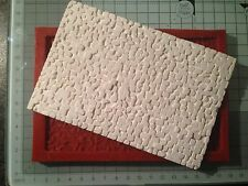 Linka Compatible - Heavy Dry Stone Walling Mould Sheet - 00 Gauge Scenery