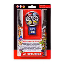 GENUINE NEW DATEL ACTION REPLAY CHEAT CARTRIDGE SYSTEM DS DS LITE DSI DSI XL 3DS