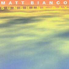 Audio CD Sunshine Day  - Matt Bianco LikeNew