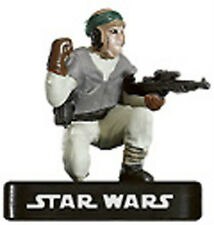 STAR WARS MINIS U REBEL COMMANDO STRIKE LEADER 18/60 AE
