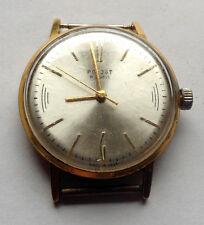 POLJOT 17 jewels - rare vintage USSR Uhren - Vergoldet Au 20 - cal. 2609