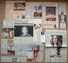 Speed-The-Plow - Theatre clippings/reviews - Lindsay Lohan