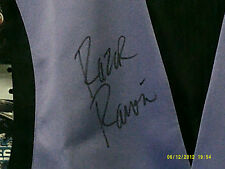 Razor Ramon signed Purple Vest w/COA WWF Scott Hall