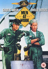 MEN AT WORK - DVD - REGION 2 UK