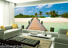 Hawaii Scenery Wall Paper Wall Print Decal Wall Deco Indoor wall Mural Home
