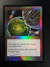 CRUCIBLE OF WORLDS FOIL - CROGIOLO DI MONDI ENG JUDGE FOIL - MTG MAGIC [MF]