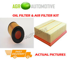 DIESEL SERVICE KIT OIL AIR FILTER FOR MERCEDES SPRINTER 219D 3.0 190BHP 2009-