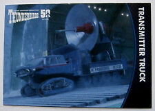 Thunderbirds 50 ans-card #50 - gerry anderson-imparable cartes ltd 2015