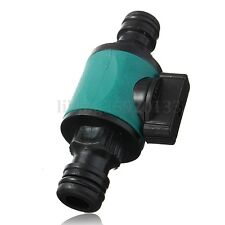 Garden Hose Tap Pipe Compatible 1/2'' 2-Way Connector Valve Fitting Adapter Tool