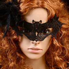 Sexy Women Lace Bat Mask Masquerade Ball Halloween Party Fancy Dress Costume D2