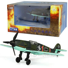 TB 1/100 Scale Diecast Airplanes Military Aircraft German Br-109 Model Toys