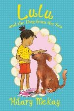 Lulu and the Dog from the Sea, McKay, Hilary, Good Condition, Book