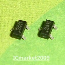 2 PCS DS2411 SOT-23 Silicon Serial Number with VCCInput