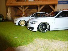 BMW 335i  F30  BBS RS Tuningfelgen   1:18  Tuning   + Wunschkennzeichen