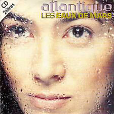 CD Single ATLANTIQUE Georges MOUSTAKI Les eaux de Mars