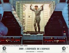 2001 A SPACE ODYSSEY STANLEY KUBRICK 1968 VINTAGE PHOTO FRENCH LOBBY CARD N°10