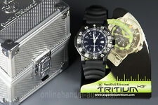 Smith & Wesson swiss tritio militar reloj reloj pulsera outdoor sww-357-r