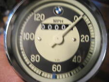 NEW VINTAGE BMW R50-R69S SPEEDOMETER  FOR 25/8 REAR DRIVE NEW