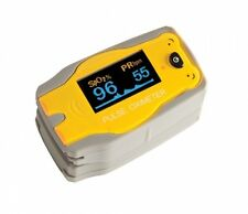 ChoiceMMed Pediatric Fingertip Child Pulse Oximeter OxyWatch Yellow MD300C52