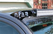 N-Fab T0540LR-TX Roof Mounted Light Brackets Fits 95-15 Tacoma