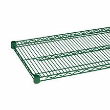 PrestoWare MA1836GN, 18x36-Inch Green Epoxy Wire Shelf, NSF