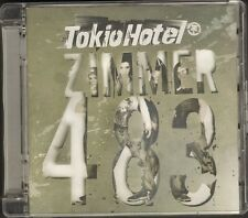 TOKIO HOTEL Zimmer 483  CD 12 track BOOKLET 20 page