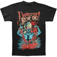IWRESTLEDABEARONCE - Brother T-shirt - NEW - MEDIUM ONLY