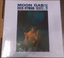 ‎Moon Gas Dick Hyman Mary Mayo New Sealed 180GR LP Vinyl Reissue