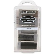 APERTURE EMBOSSING Kit Collection Embossing Powders Stampendous EK17 NEW