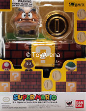 S.H. Figuarts Mario Diorama Playset A Super Mario Bros Bandai IN STOCK US Seller