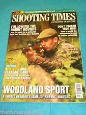 SHOOTING TIMES - OILSEED RAPE BLIGHT OR BONUS - MAY 17 2007