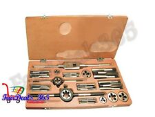 HEAVY DUTY TAP AND DIE SET 1/4 TO 1/2 UNF- BOXED COMPLETE UNF BRAND NEW