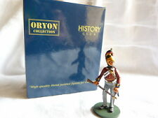 """Lead toy soldier Oryon - Ref 8017 - British cavallry 1st Regt. """"Life guards"""""""