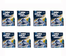 Gillette Mach3 Mach 3 Refill Razor Blades Pack of 32 (8 Packs of 4)