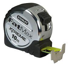 Stanley fatmax bandmass cinta métrica técnica de medición de 10 m de ancho 32 mm ATM reflujo