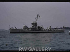 1972 ITS Mastino L9853 Italian Navy Ship Original 35mm Kodak Slide USS LCS3-62