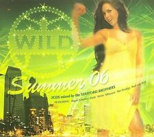 WILD Summer 2006, (2CD set), Electronic, Central Station **NEW**